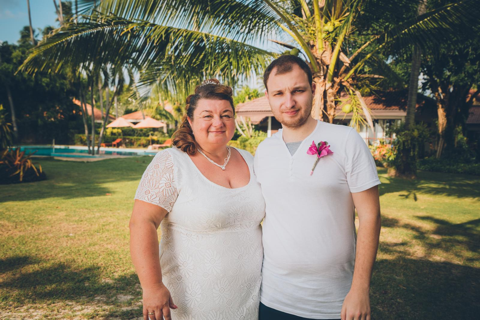 Svadba v raji Thajsko - Obrázok č. 73