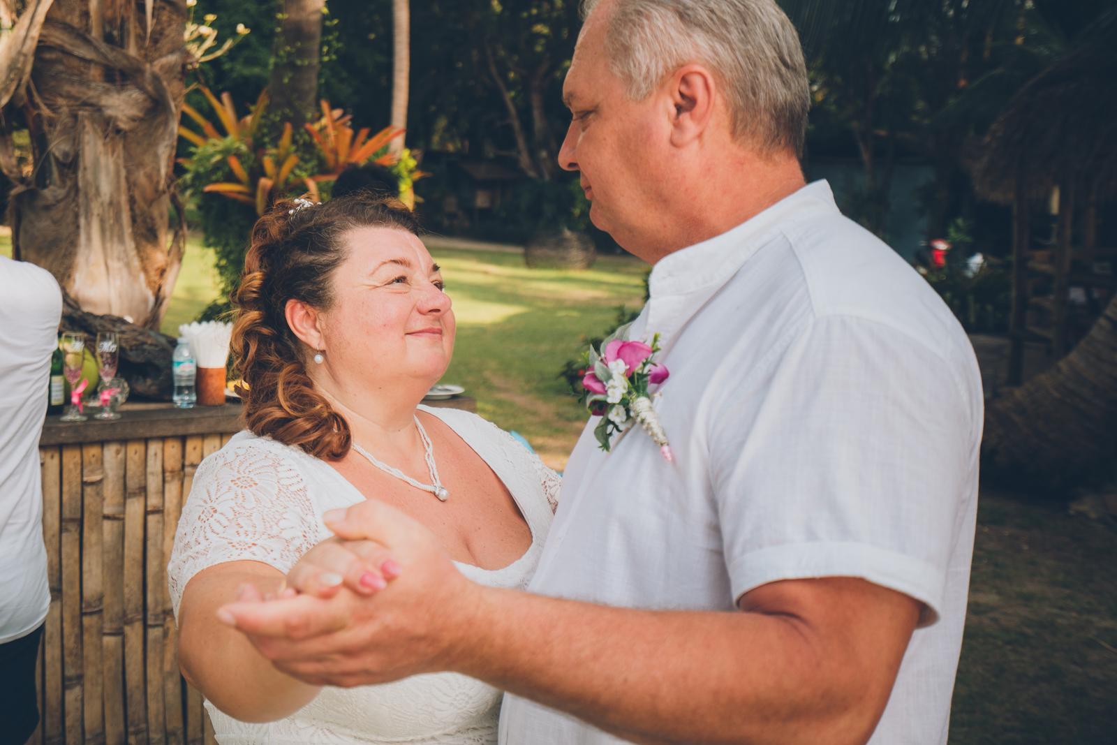 Svadba v raji Thajsko - Obrázok č. 75