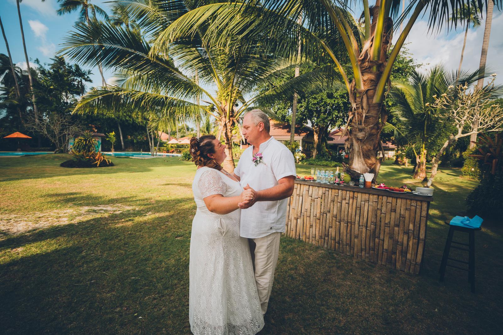 Svadba v raji Thajsko - Obrázok č. 76