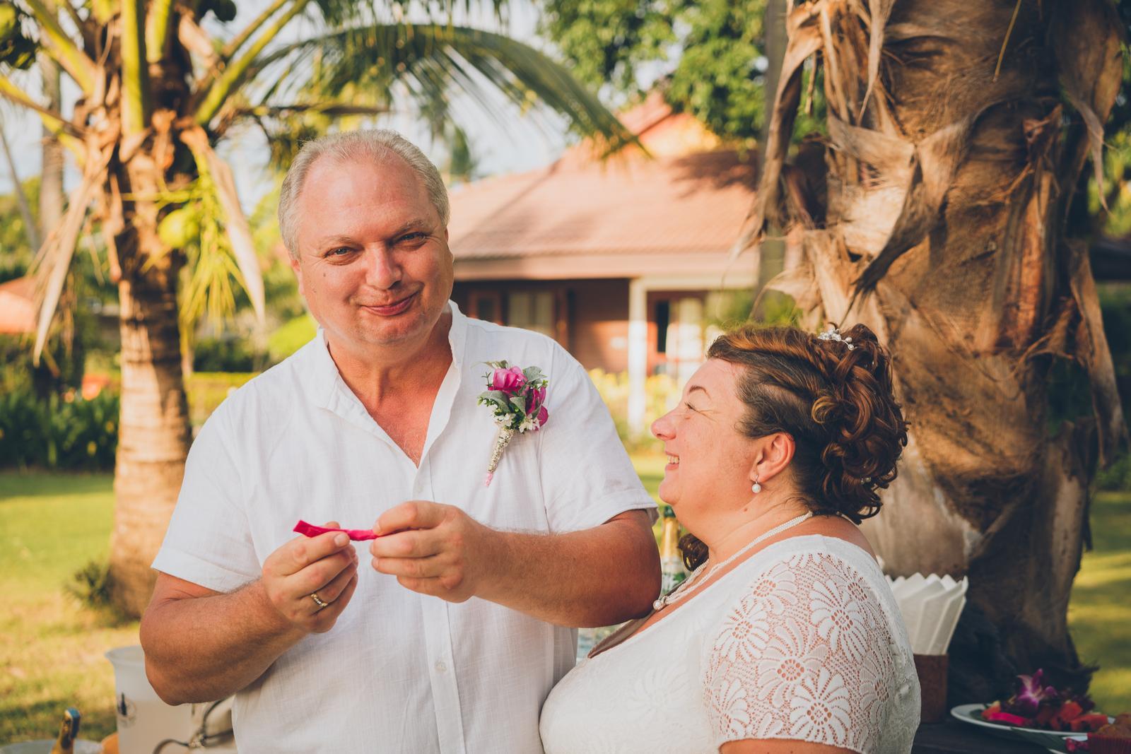 Svadba v raji Thajsko - Obrázok č. 79