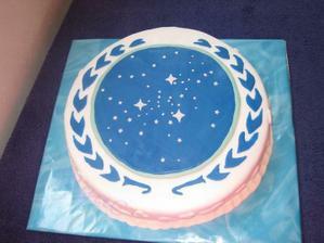 svatební dort :)