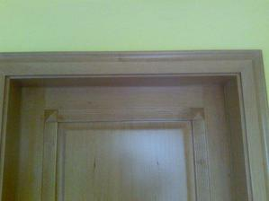 detail dverí