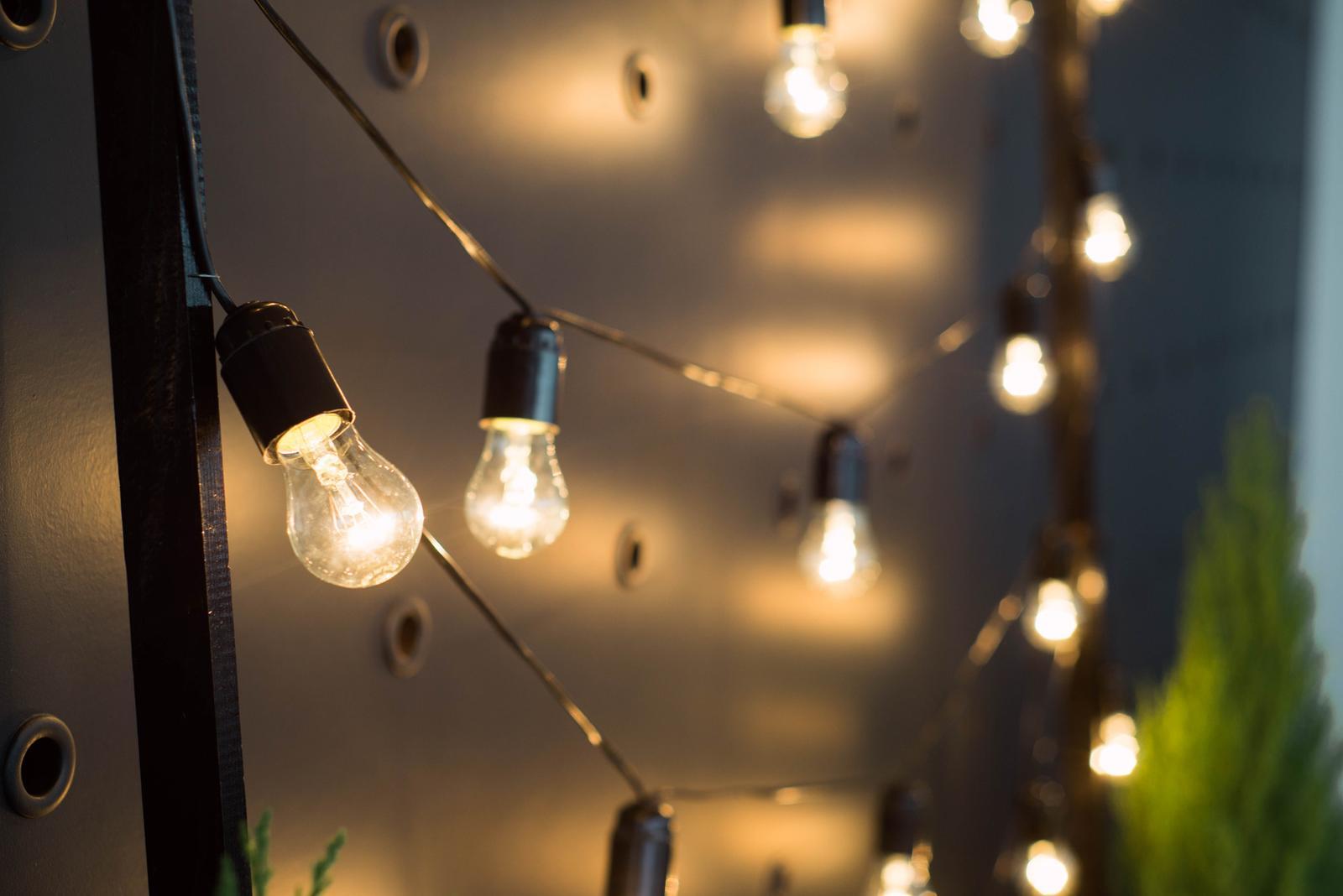 Najdete na SlevoSvatbě - Žárovky