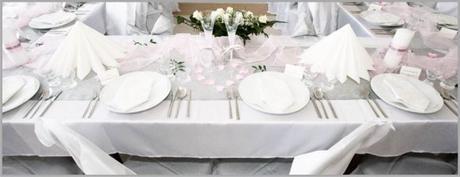 Saténové ubrusy na stůl - Obrázek č. 1