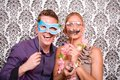 Pronájem svatební fotobudky HappyBox,