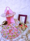 Stojan na cupcakes,