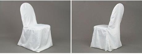 Zapůjčení polyesterového potahu na židle - Obrázek č. 3
