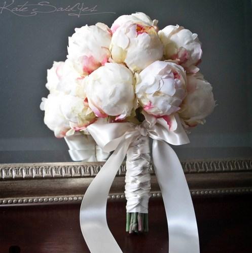 Pivonky na svadbe - prenadherna