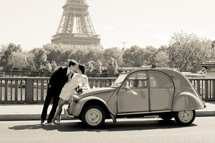 Svadba v Paríži.... prečo nie:::?! - Obrázok č. 1