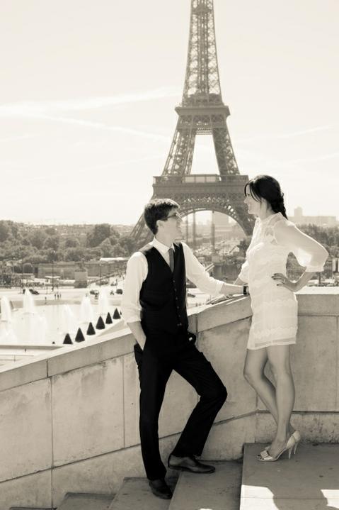Svadba v Paríži.... prečo nie:::?! - Obrázok č. 46