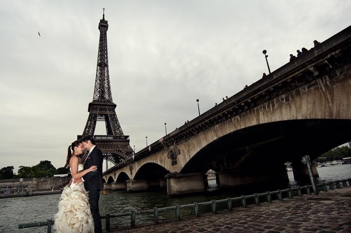Svadba v Paríži.... prečo nie:::?! - Obrázok č. 19