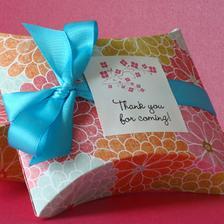 aj takto krásne môže byť zabablený darček pre hostí