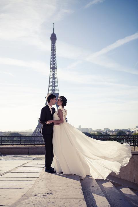 Svadba v Paríži.... prečo nie:::?! - Obrázok č. 2