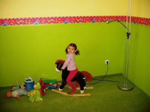 Doma - momentálne riešime detskú izbu