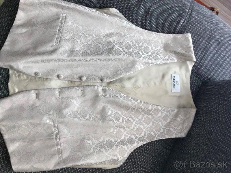 vesta a kravata - Obrázok č. 1