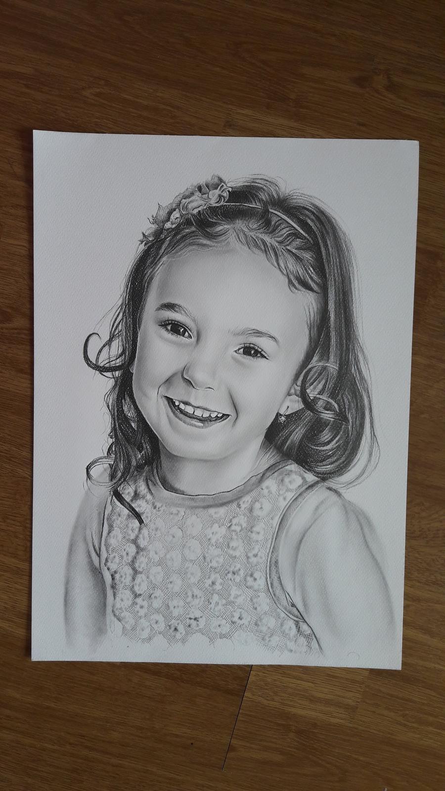 Kresby detičiek, mnou kreslené:) - Obrázok č. 2