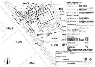 Situace umístění ze dne 11.11.2013 - vrstevnice