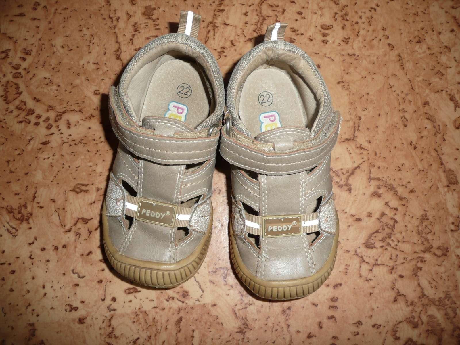 chlapecké boty - Obrázek č. 1