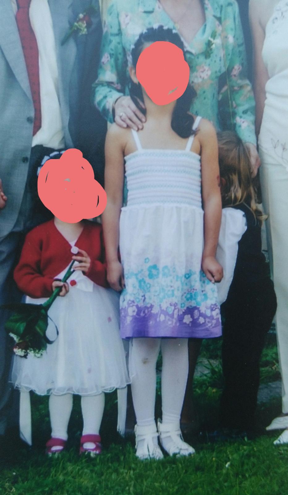 Šaty s bolerkem vel. 6-7let - Obrázek č. 3