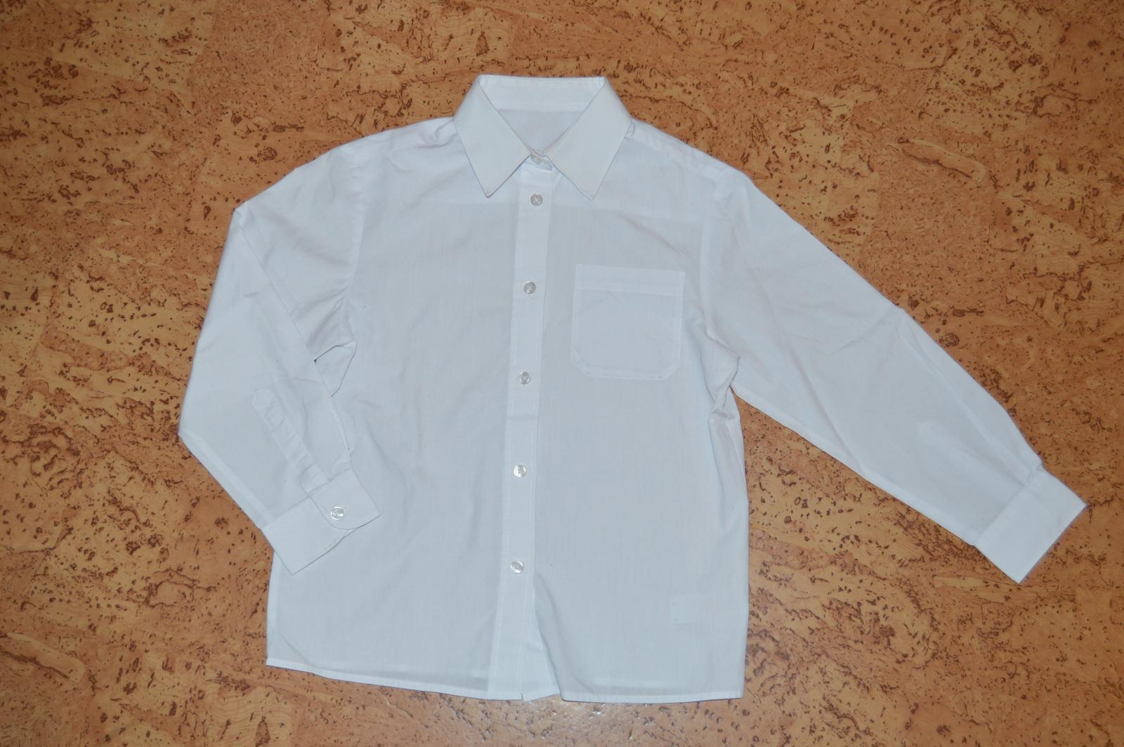 Chlapecká košile - Obrázek č. 1