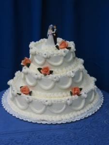 Prípravy na 13.9.2008 :-) - túto tortu už máme objednanú