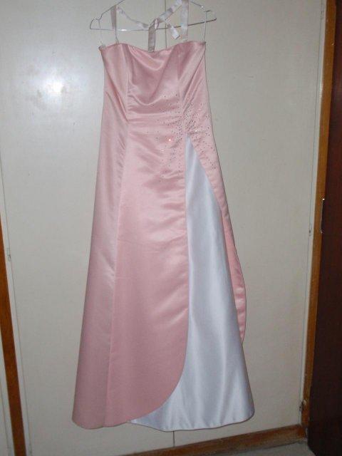 Prípravy na 13.9.2008 :-) - popolnočné šaty