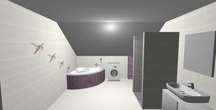 Nadstavba - Návrh Kúpeľka
