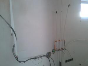 Prízemie - Technická miestnosť - Príprava HYDROBOX Daikin Altherma LT IUFSC 11/14/16 kW / 400 V /9/ + TUV