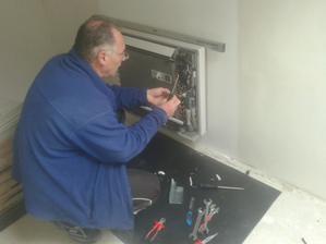 Prizemie - Spálňa 1 - Montáž - Daikin Altherma Heatpump convector 20A