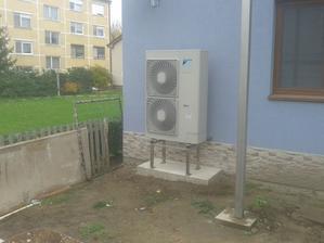 Vonkajšia jednotka Daikin Altherma LT OU 16 kW / 400 V