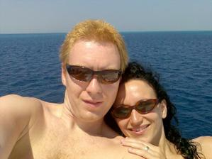 Egypt- svadobná cesta