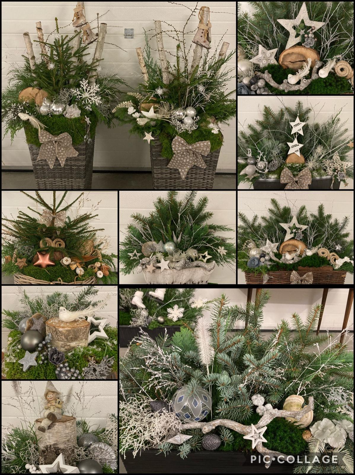 Vánoční výzdoba hotova 17 kousků 🙉 Více fotek dodám zítra 😉 - Obrázek č. 1