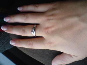 moj zasnubný prstienok
