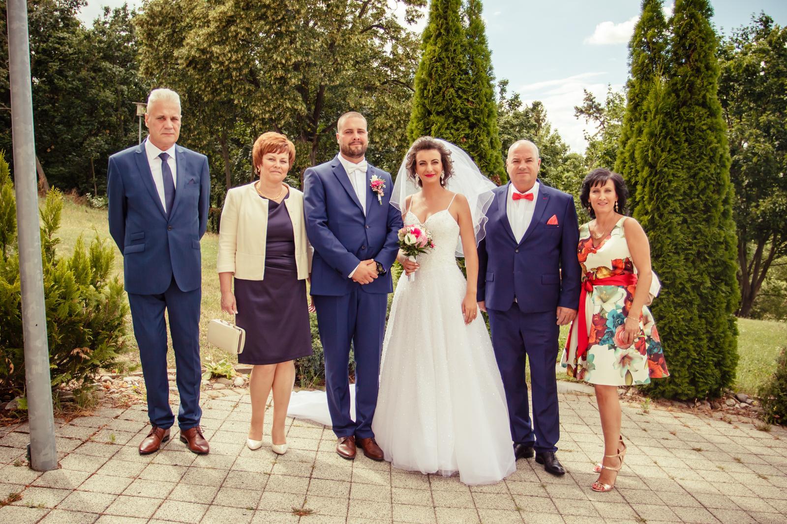 Naša svadba 1.7.2017 - Obrázok č. 23