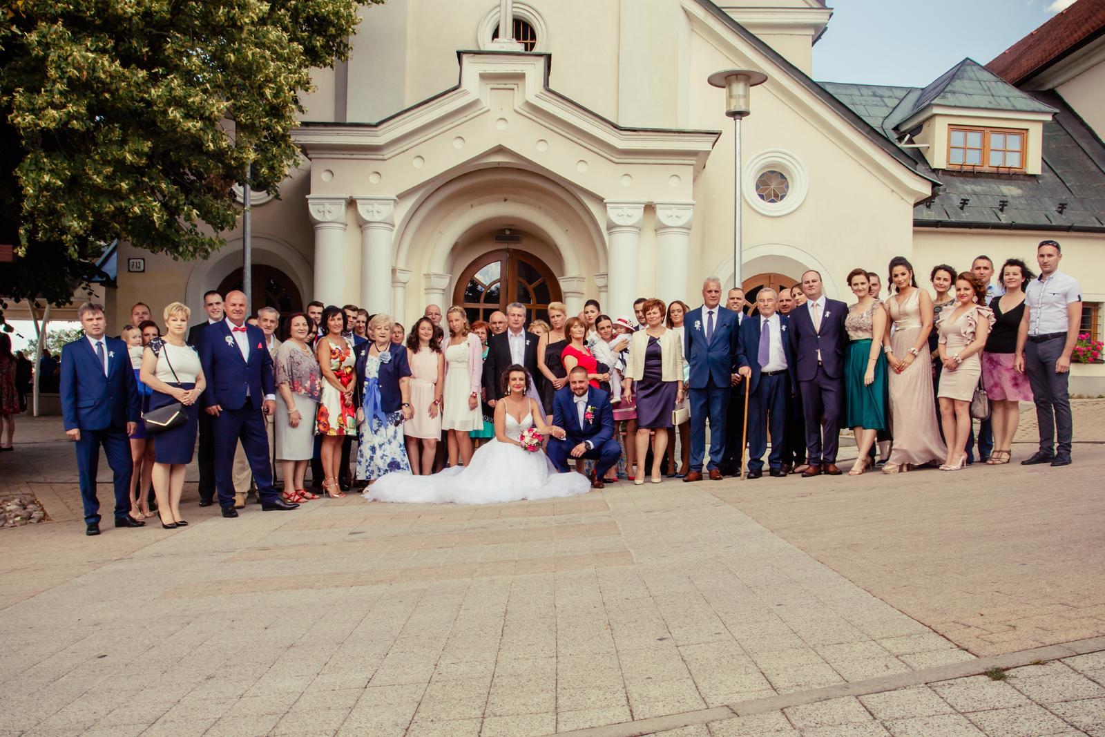 Naša svadba 1.7.2017 - Obrázok č. 24