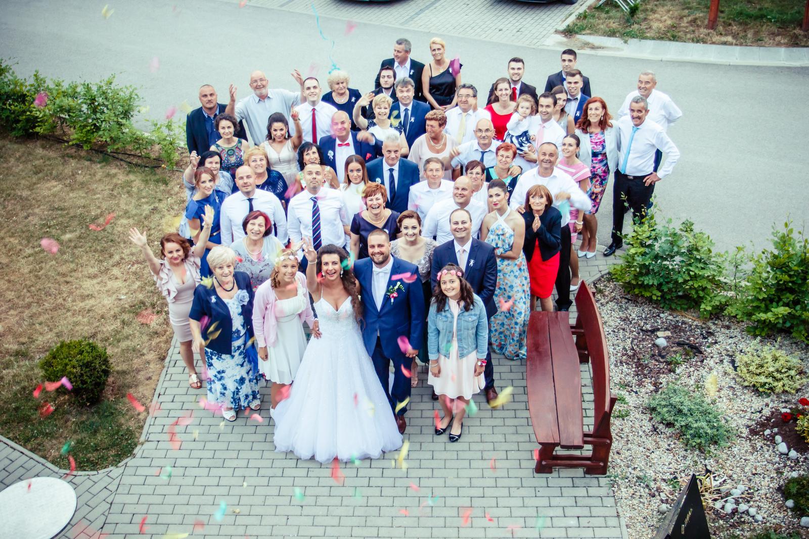 Naša svadba 1.7.2017 - Obrázok č. 27