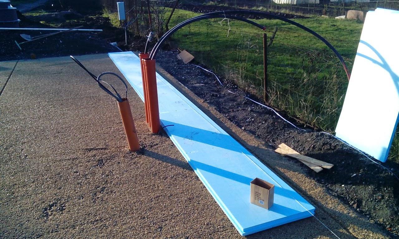 Projekt pasivného drevodomu - základová doska - Obrázok č. 3