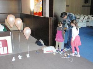 druzicky pomahali fukat balony