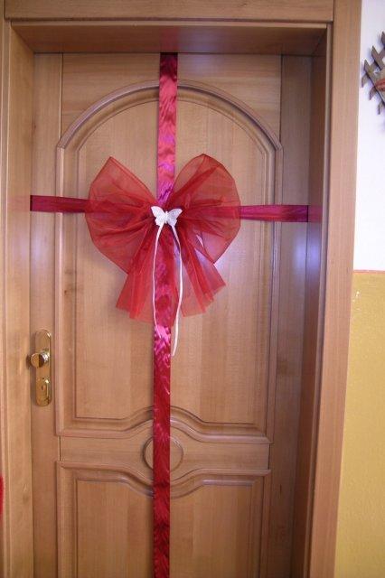 Moje pripravy - na dvere