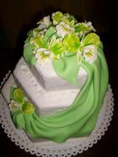 torta do zelena 1.