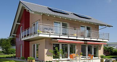 Takto nejako si predstavujeme nas buduci dom (az na tu farebnost fasady :-/ )