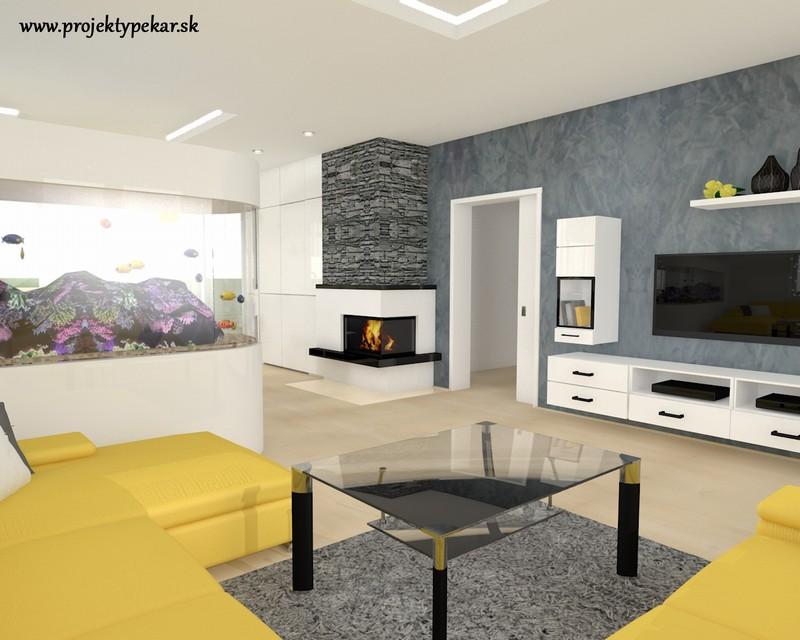 Návrh interiéru - Obrázok č. 5