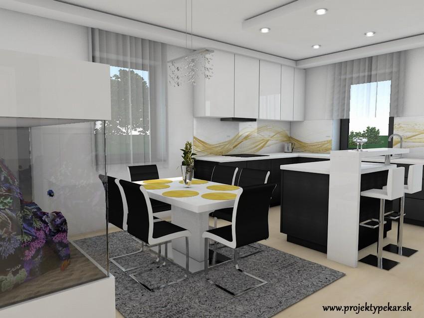 Návrh interiéru - Obrázok č. 9