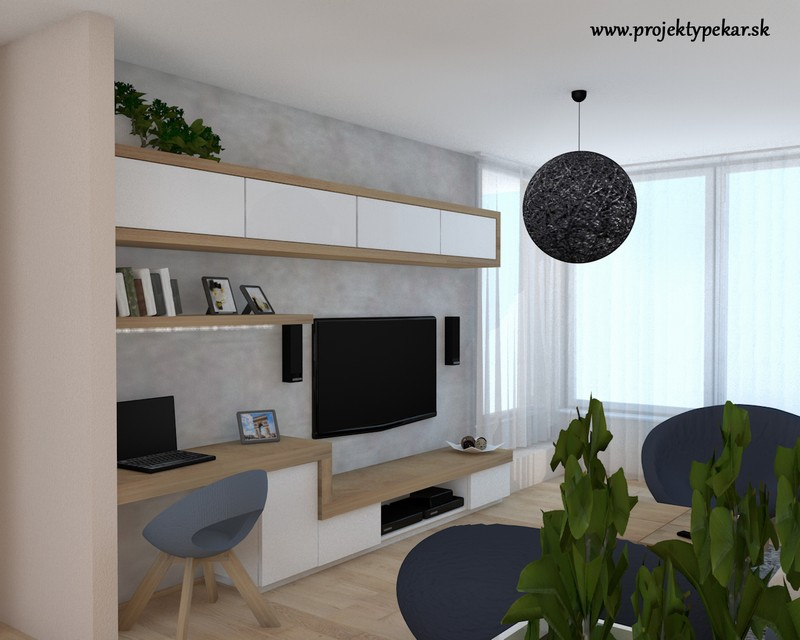 Vizualizácia interiéru - Obrázok č. 1