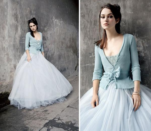 Tričko a tylová sukně místo šatů - - Svatební šat... 7d4b045931