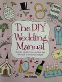 The DIY Wedding Manual - kniha v angličtině,