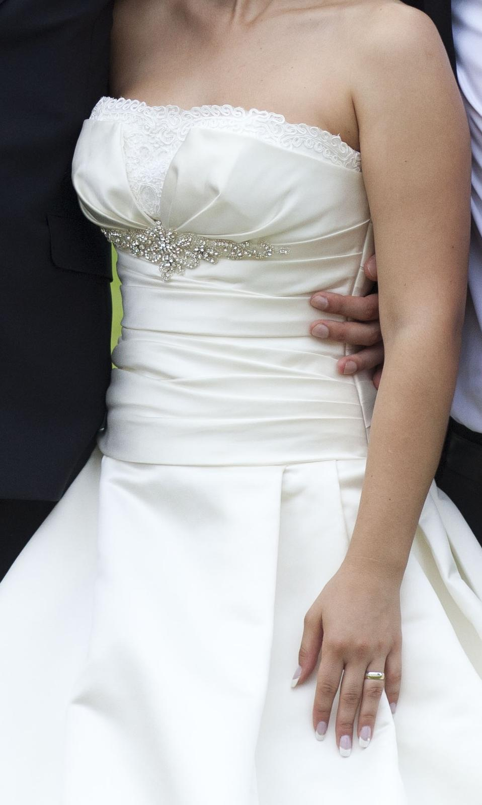 Svadobné šaty La Sposa - Obrázok č. 2