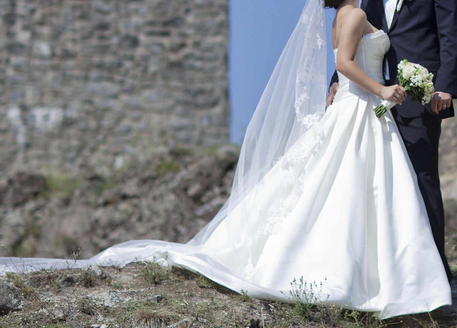 Svadobné šaty La Sposa - Obrázok č. 4
