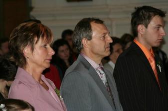 moji rodiče a bráška