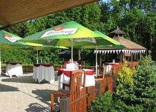 terasa se poupraví bez pivních deštníků a zahrádky